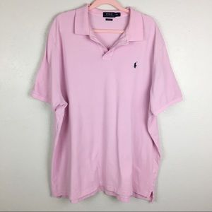 Polo Ralph Lauren Men's Classic Fit Polo XXL